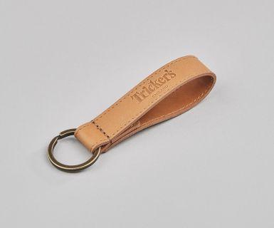 Fuji - Leather Key Ring