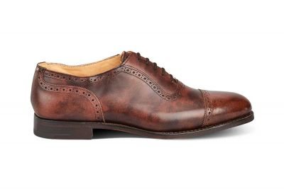 Trenton ToeCap Oxford Town Shoe