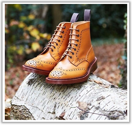 Tricker's Stow Country Boot