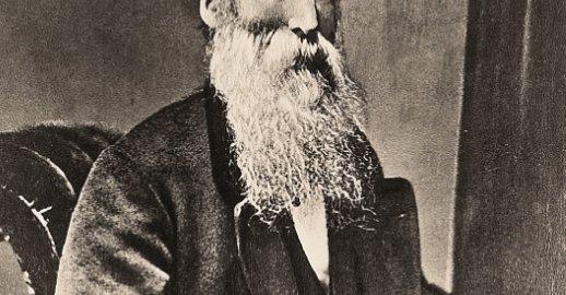 Portrait of Joseph Tricker