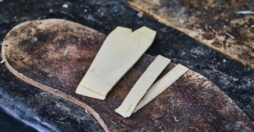Wooden Shank