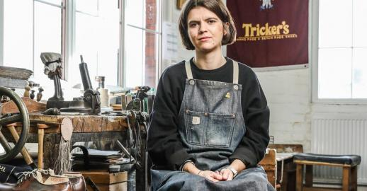 Trickers Master Shoe Maker